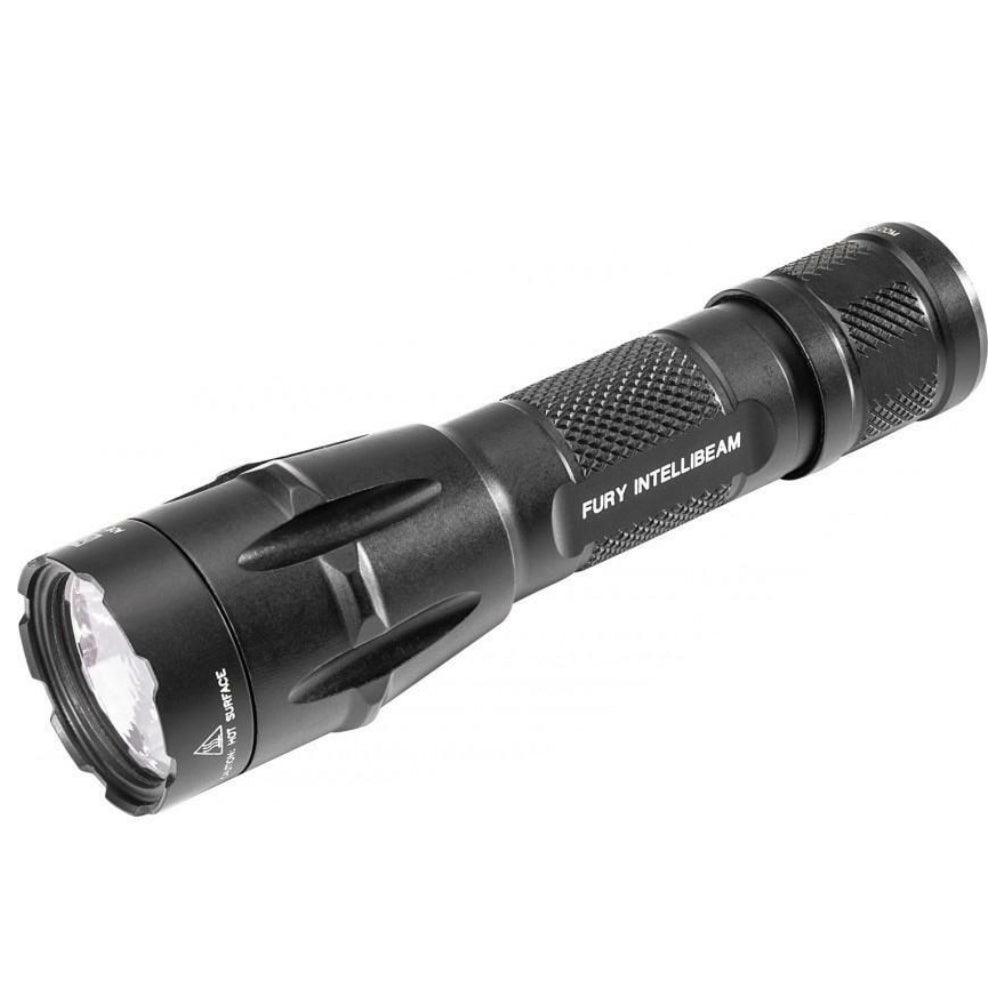 SureFire Fury Intellibeam 1500 Lumen Tactical Flashlight (Fury-IB-DF)