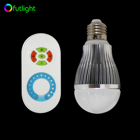Futlight LED Brightness Dimmable LED Bulb (Cool White)
