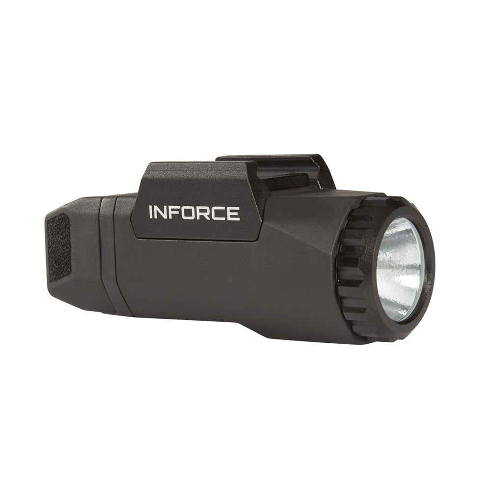 InForce APL Gen 3 Weapon Mounted Tactical Light 400 Lumens A-05-1 - Black