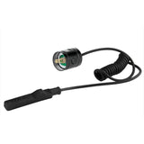 Nebo 6113 iProtec LG170 Green LED Firearm Light