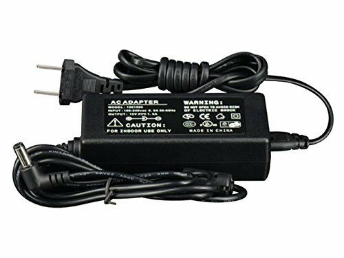 JETBeam DDR30 Wall Charger for DDR30 Flashlight - US Plug, Black