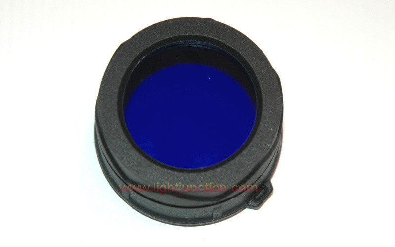 JETBeam FSB34 Blue Filter for 33-36mm Head-diameter Flashlight