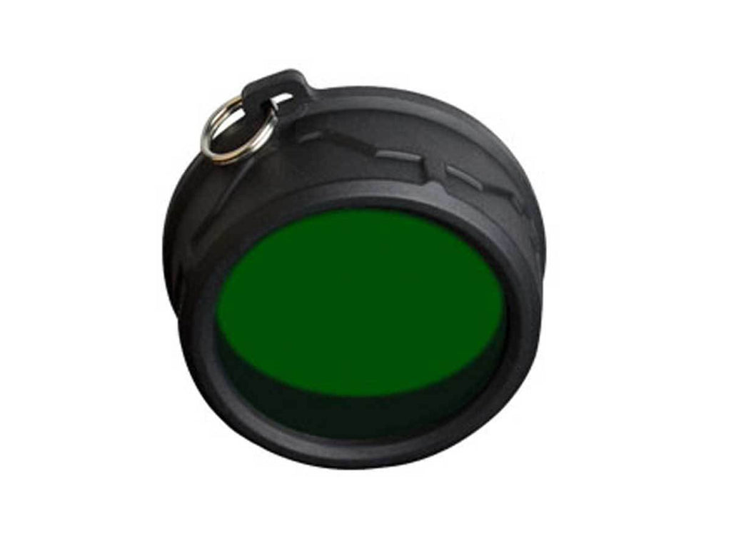 Klarus FT12 - 45mm bezel - Green Filter for XT12GT / XT15