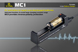 XTAR MC1 Li-ion Charger