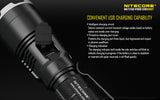 Nitecore MH27 Cree XP-L HI V3 LED Flashlight - 1000 lumen
