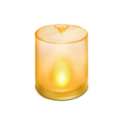Mpowerd Luci Candle Matte Finish, No Batteries Required