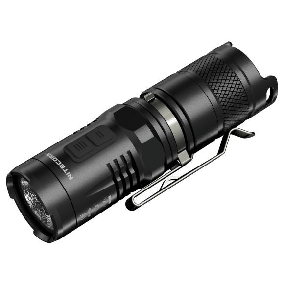 Nitecore MT10C CREE XM-L2 U2 LED Flashlight - 920 Lumens