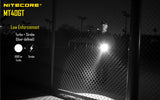 Nitecore MT40GT Cree XP-L HI V3 LED Flashlight - 1000 Lumens