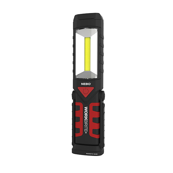 Nebo Workbrite 2 Flashlight and Worklight 200 Lumens 6304