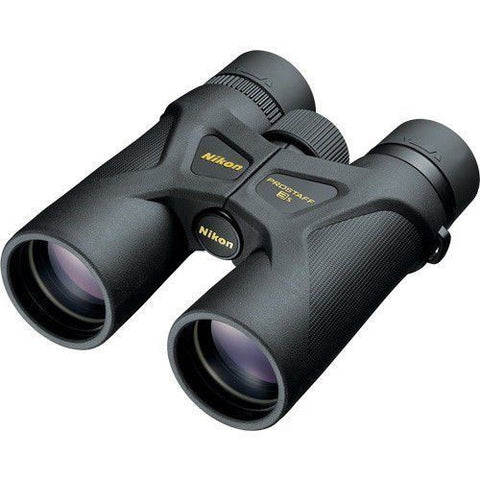 Nikon ProStaff 3S 10 x 42mm Multi Layer Lightweight Waterproof Binoculars, Black
