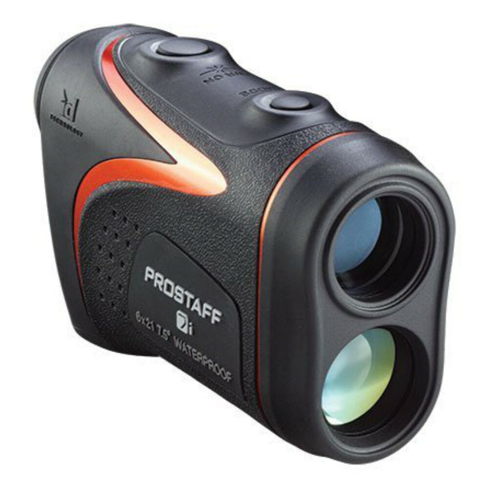 Nikon Prostaff 7i Rangefinder, 6X21, 1,300 Yards, Black Finish 16209