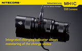*NEW* NiteCore MH1C 550 Lumen CREE XM-L U2 LED Flashlight
