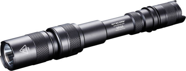 NITECORE MH2A CREE XM-L U2 LED 600 Lumen Rechargeable flashlight