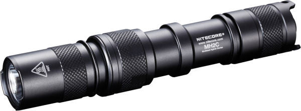 NITECORE MH2C CREE XM-L U2 LED 800 Lumen Rechargeable flashlight