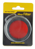 NFR50 Red Night Filter