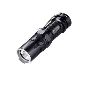 Nitecore SRT3 Defender Cree XM-L2 LED 550 Lumen Flashlight-Black
