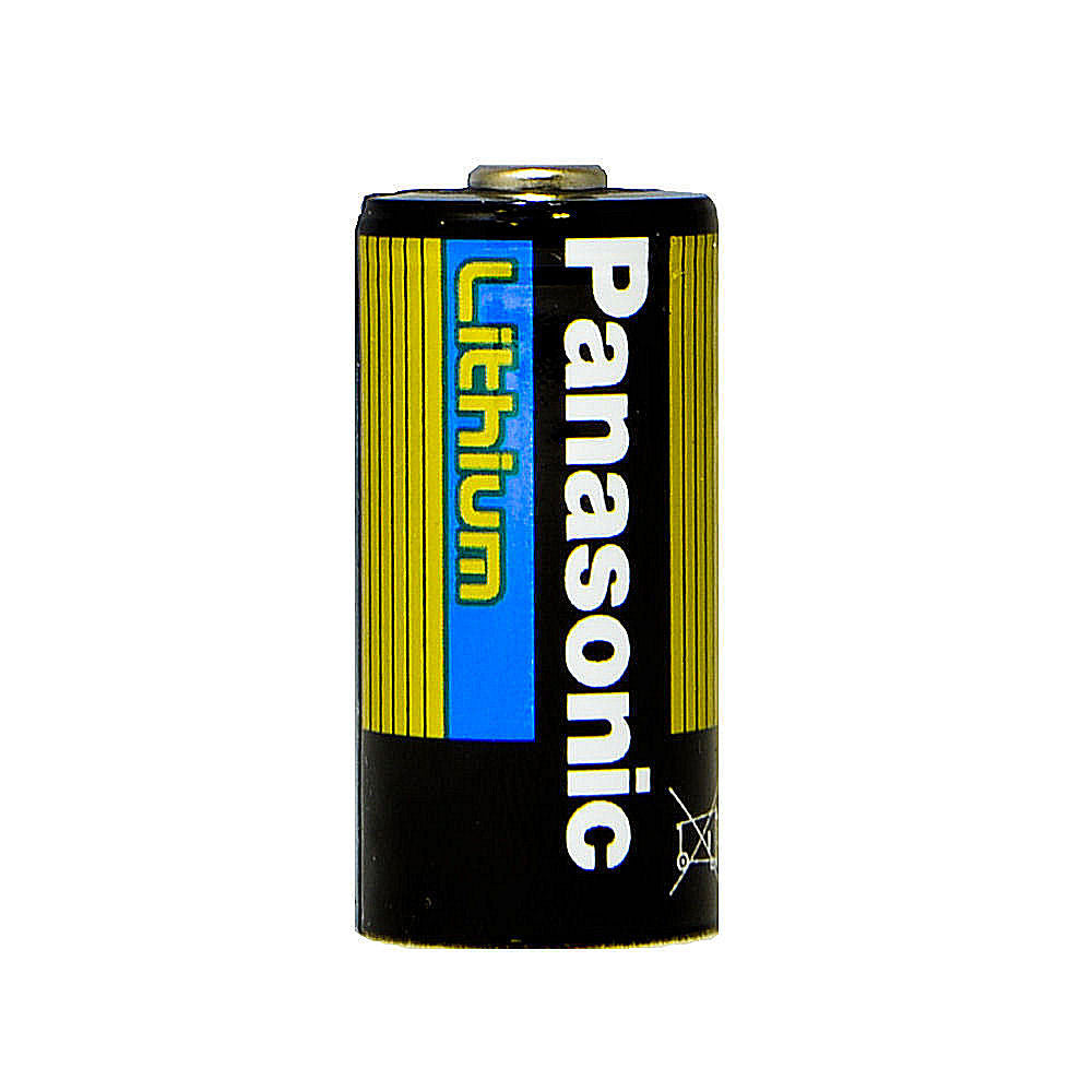 Panasonic CR123A Lithium 3V Battery