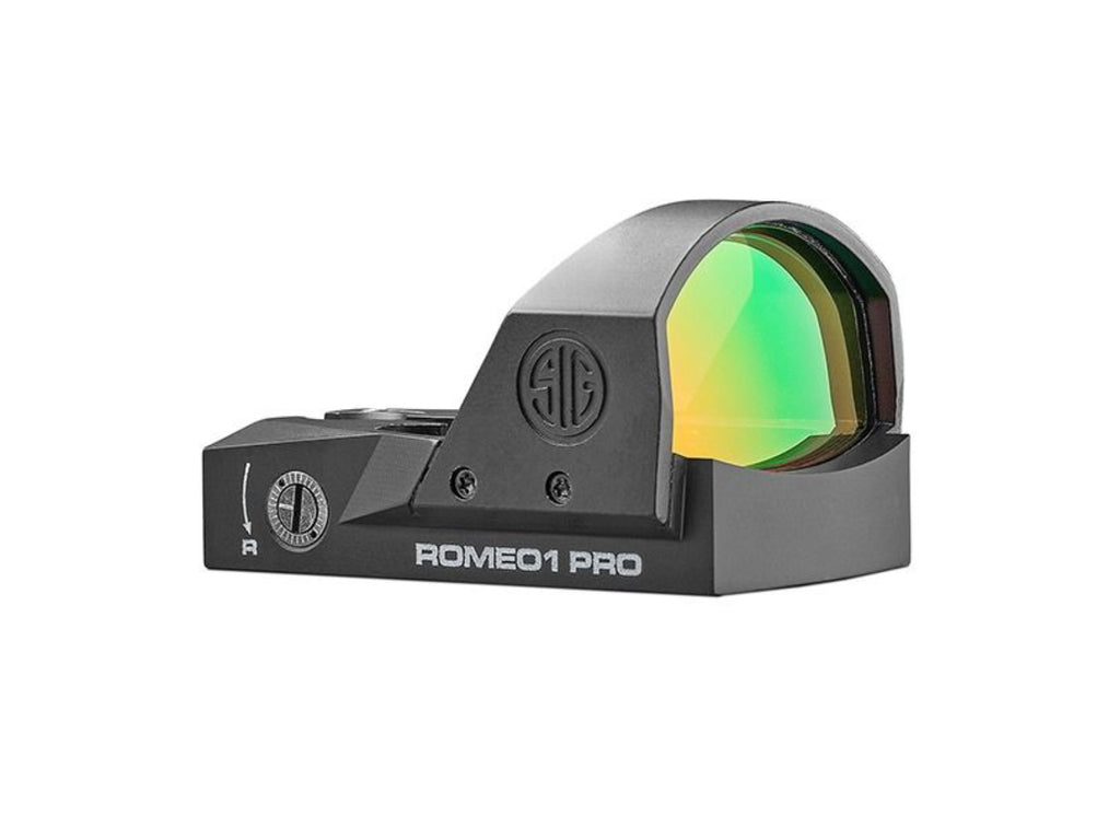 Sig SOR1P100 Romeo1Pro Red Dot Sight | 3 MOA with 1.0 MOA Adjustment Increment