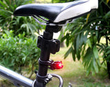 High Intensity LED Waterproof Bike Safety Light