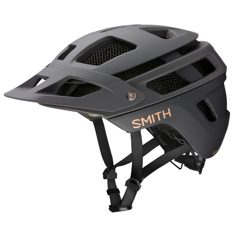 Smith Optics Forefront 2 MIPS Mountain Bike Helmet, Matte Gravy (Medium)