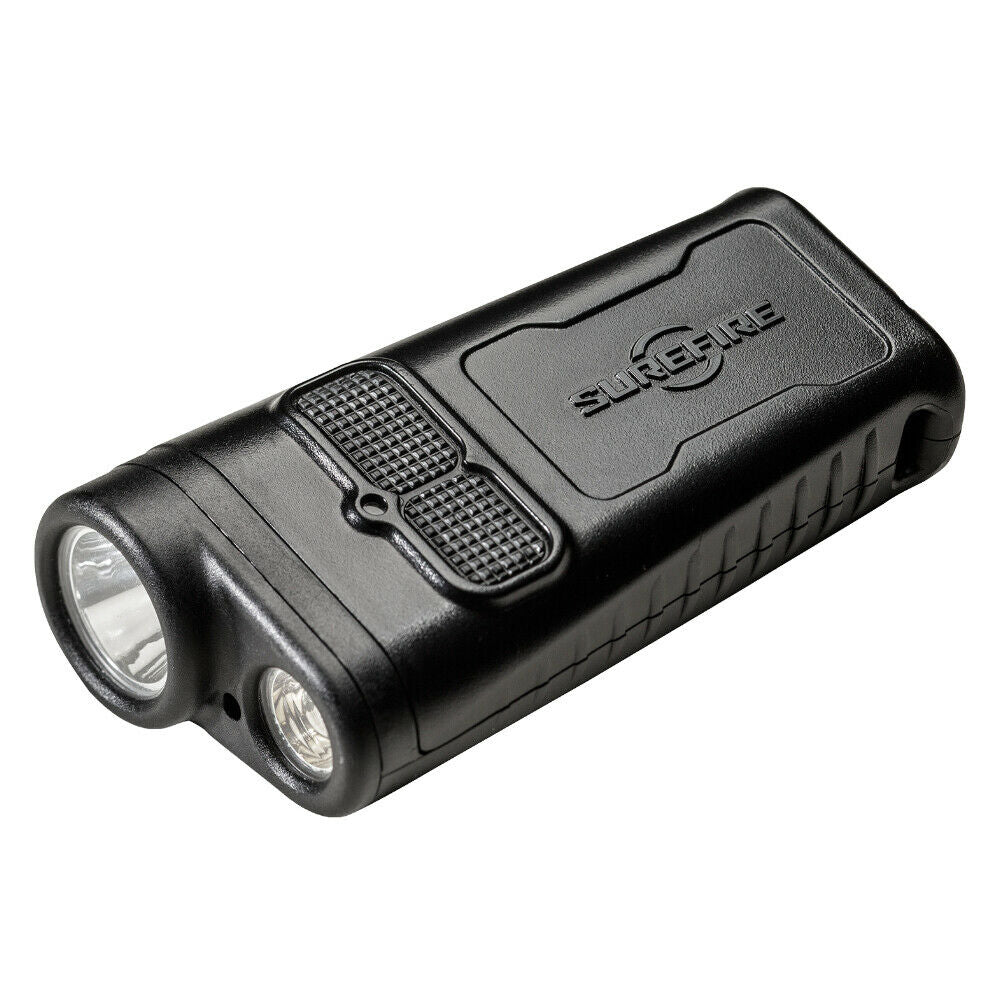 SureFire Guardian Rechargeable Flashlight Dual Beam 1000 Lumens w/ Intellibeam