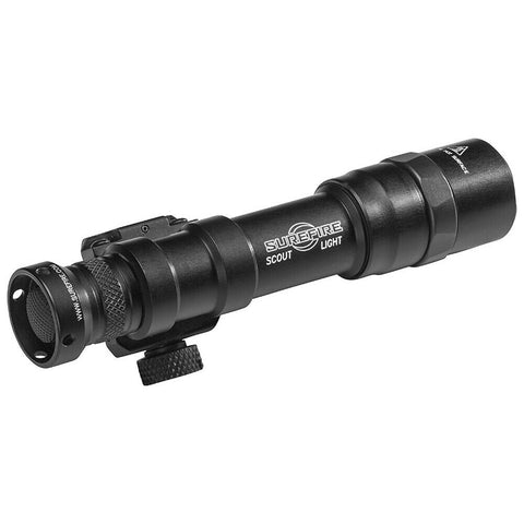 Surefire M600DF Scout Ultra Dual Fuel LED Weapon Mounted Light 1500 Lumens
