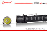 Sunwayman S10A 360 Lumen Rugged EDC Flashlight