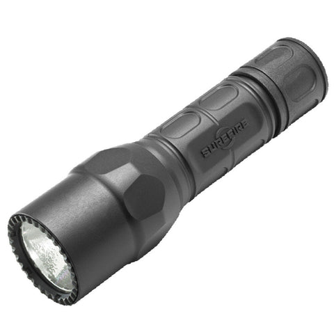 SUREFIRE G2X Tactical Flashlight - 600 Lumens - Black (G2X-C-BK)