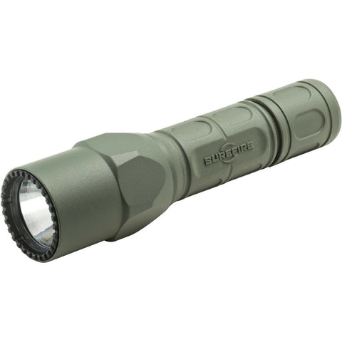 Surefire G2X Pro Dual-Output 600 Lumen LED Flashlight - Green - G2X-D-FG
