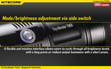 NiteCore TM06 Tiny Monster 3800 Lumen CREE XM-L2 U2 Flashlight