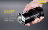 Nitecore Tiny Monster TM06S Cree XM-L2 U3 - 4000 Lumens