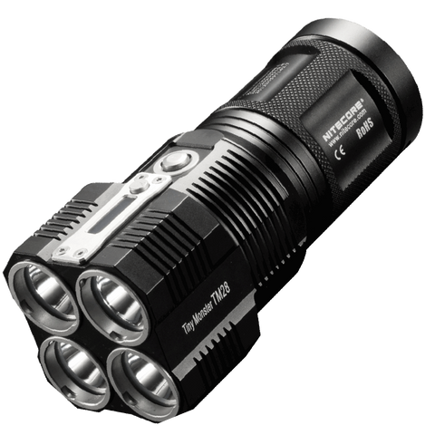 Nitecore TM28 Rechargeable Flashlight