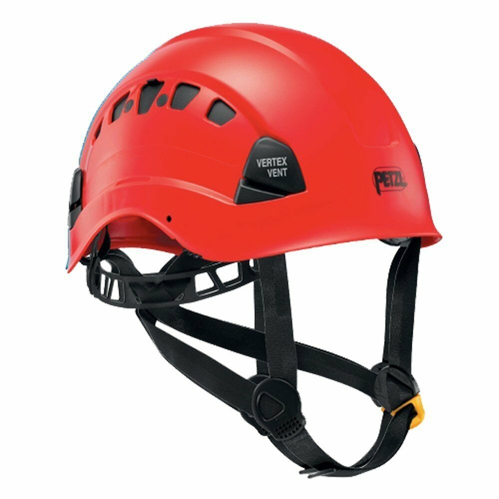 Petzl A10VRA Red Rescue Helmet, Fits Hat Size: 6-3/8 to 7-7/8
