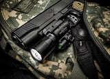 Surefire X400 Ultra Long Gun WeaponLight with Green Laser