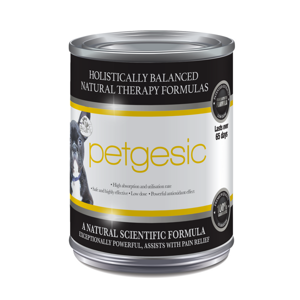 PetArk PetGesic to support dogs with arthritis and other related conditions