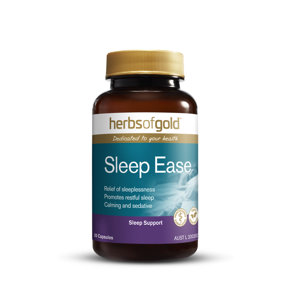 Herbs of Gold Sleep Ease for Sleeplessness and restful sleep