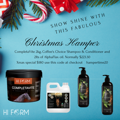 Show Shine Christmas Hamper