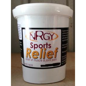NRGY Sports Relief