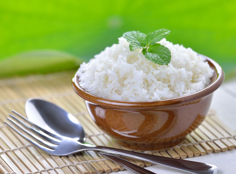 Ayurvedic Recipe: Sesame Coconut Rice