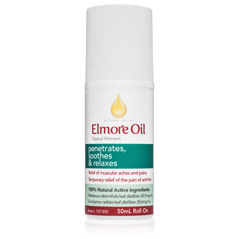 Elmore Oil - Natural Relief for Joint and Muscle Pain