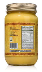 Veda Ghee - Grass Fed Certified Organic Cultured Ghee