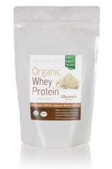 Image of Organic Whey Protein - Grass Fed, GMO-Free, Gluten-Free
