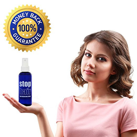 Stop Hair - All Natural Hair Reducing Spray (StopHair)