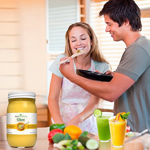 Tasty Superfoods Ghee