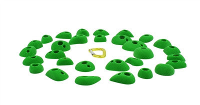 Foothold Set 1, Footholds- Enix Climbing