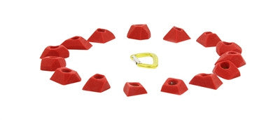 Foothold Set 2, Footholds- Enix Climbing
