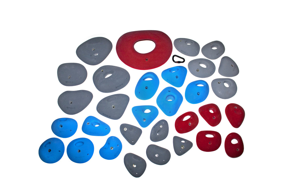 Complete Pocket Set, Complete Sets- Enix Climbing