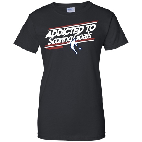 Addicted Ladies T-Shirt