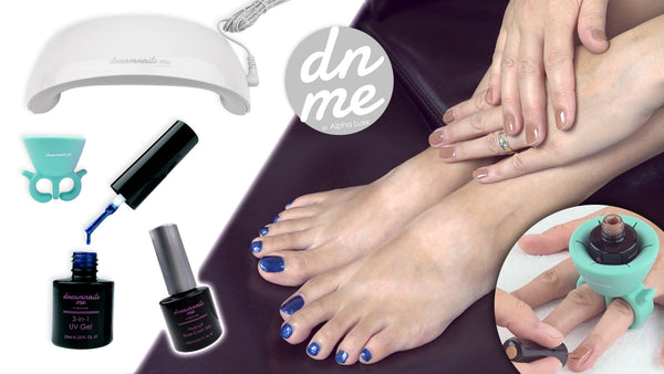 dreamnails me gel polish kit