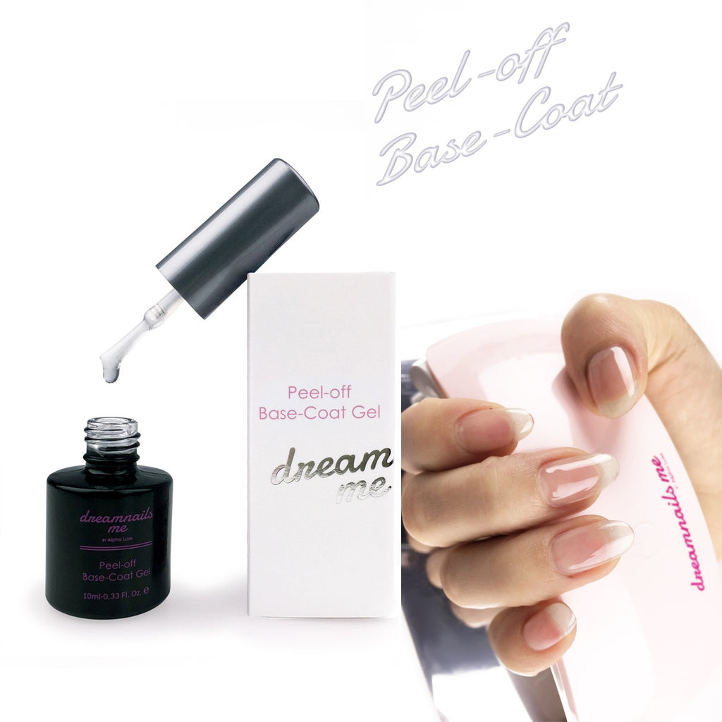 Peel-off Base-Coat Gel by dreamnails me